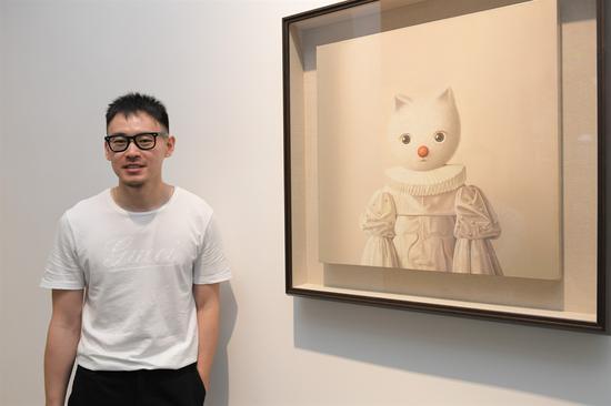 艺术家张凯