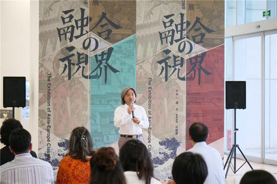 上海美术学院执行院长 汪大伟 发言