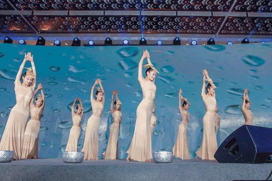 《上善若水》舞蹈表演