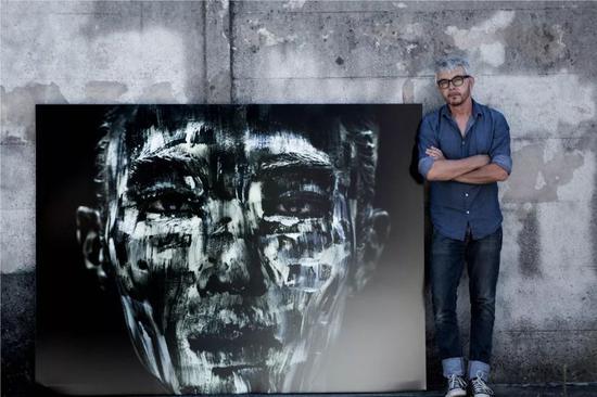 艺术家Damien Dufresne