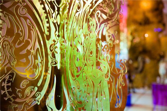 震旦博物馆-仙人的树林 展场空间
