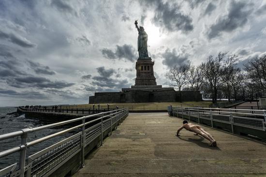 《景·观》美国自由女神