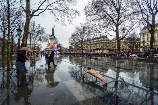 《景·观》法国巴黎共和国广场