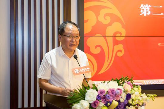 中共南平市委常委、宣传部长张培栋致辞