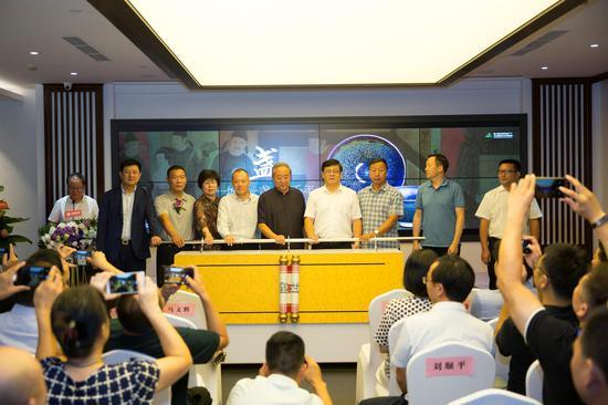 北京前门建窑建盏精品展揭幕启动仪式