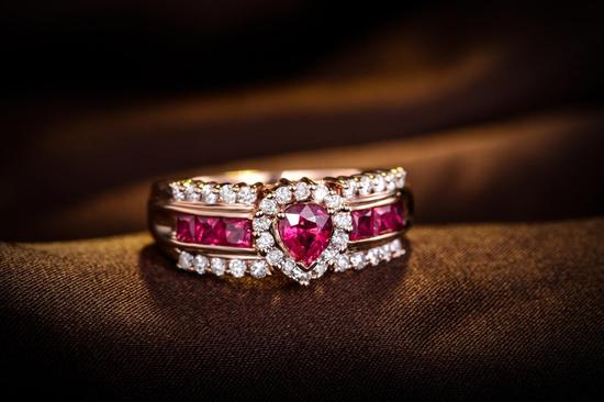 """红宝石的奥秘:何以被赞为宝石中的""""美人"""""""