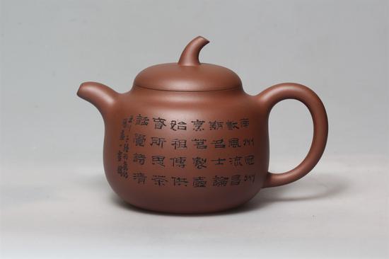 茄段 艺术家朱叶新作品