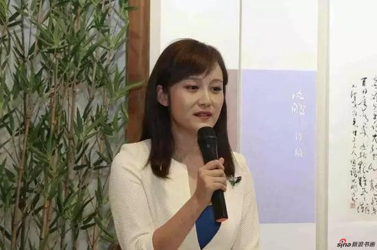 周颖 北京电视台科教频道主持人