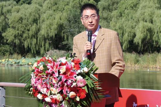 中信集团工会常务副主席 宋巍