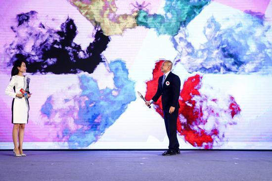 王晰宁-朝阳区委常委,图片由北京798艺术区管委会提供