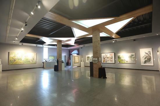 庆祝朝鲜民主主义人民共和国成立70周年文化展