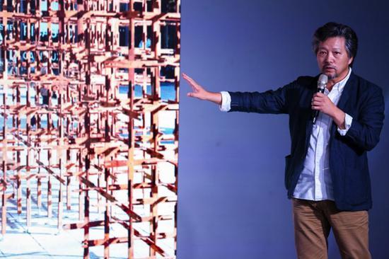 URBANUS都市实践建筑设计事务所创建合伙人、主持建筑师刘晓都