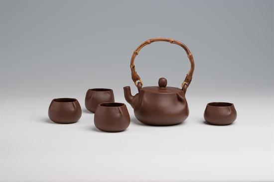 提苞茶具 艺术家许艳春作品