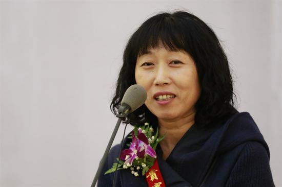 广州大学美术与设计学院院长王丹致辞