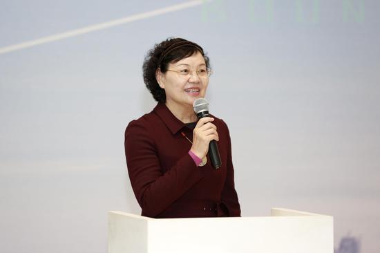 北京民生现代美术馆馆长周旭君开幕致辞