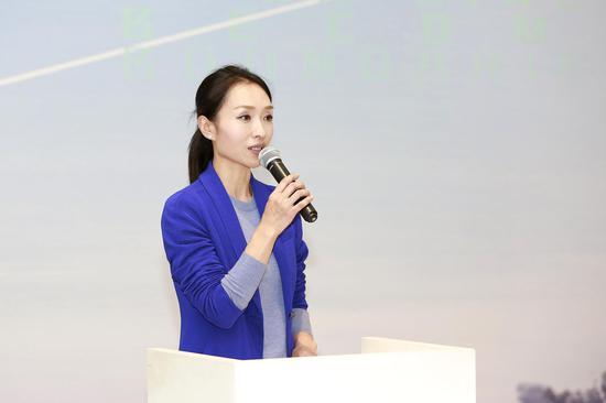 艺术家裴咏梅开幕致辞