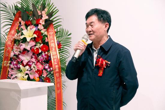 ▲郴州市市长雷晓达