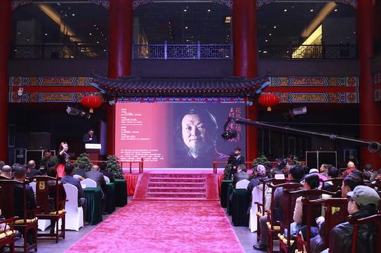 花鸟言情·王利群书画展(北京站)开幕-书画艺术