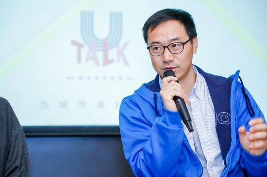 AIM 国际设计竞赛组委会主席 王旭