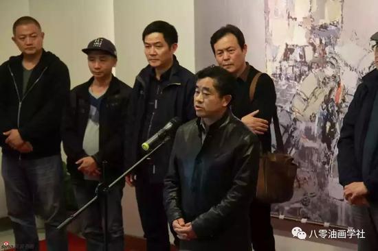 南昌市文学艺术界联合会党组书记、主席赵军 致辞