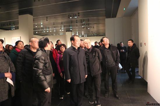 杨耀宁作品展在江苏省美术馆圆满结束