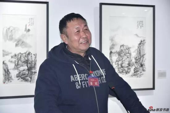 中国书法家协会理事 张世刚先生