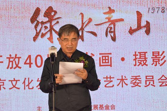 十二届全国人大常委会委员、华侨委员会副主任,致公党中央原副主席 杨邦杰