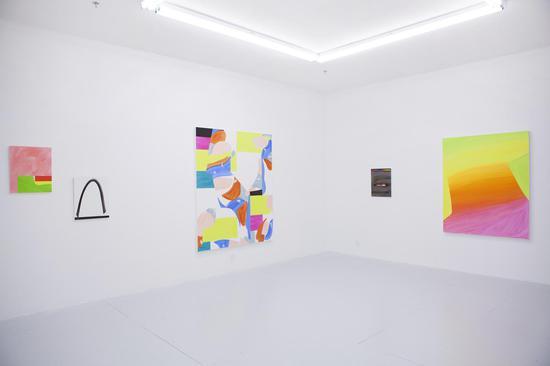 T + H Gallery 展览现场