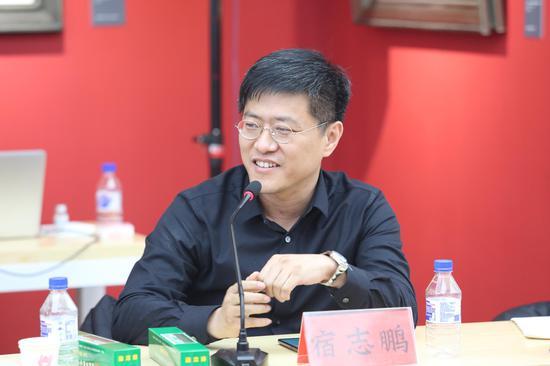 宿志鹏 中科院建筑设计网研究院公共艺术中心主任