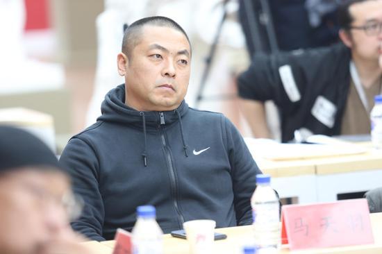 马天羽 北京服装学院美术学院副院长