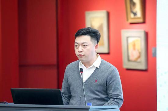 吉林艺术学院美术学院雕塑系主任王麒钧 《来自逻辑的世界,寻找灵感的世界》