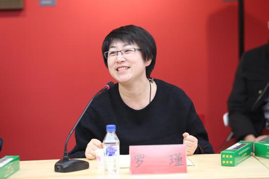 罗瑾 景德镇陶瓷大学艺术学院雕塑系主任