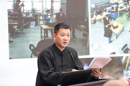 吉林艺术学院美术学院副院长韩文华《数字雕塑科研平台建设以吉林艺术学院为例》