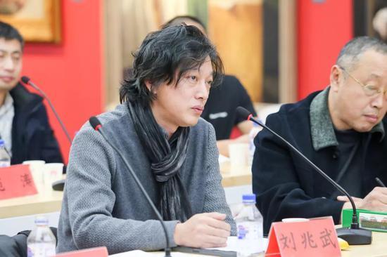 吉林艺术学院美术学院院长刘兆武作研讨会总结