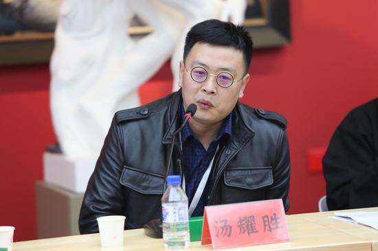 汤耀胜 天津美术学院教师