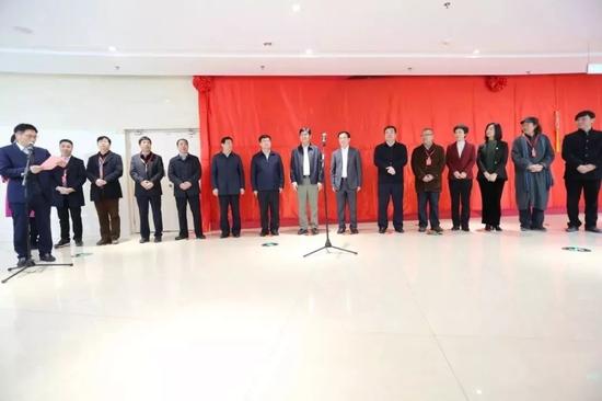 """""""改革开放40周年——中国水晶文化艺术品展"""""""