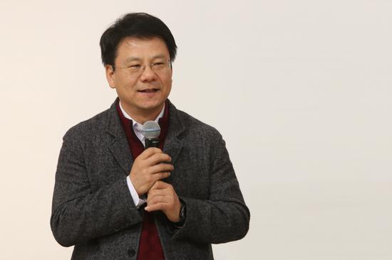山东省城市商业银行合作联盟有限公司董事长史跃峰致辞