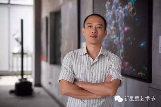 评委廖廖(批评家、策展人、文化专栏作家)