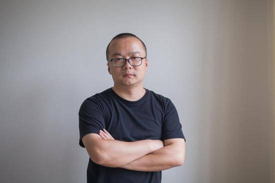 年度策展人、评委蓝庆伟(艺评人、策展人、博士、广汇美术馆副馆长)