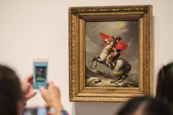 拿破仑展现场