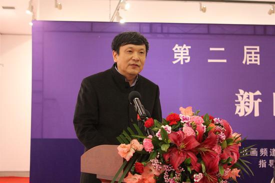 济南市委宣传部副部长伊沛扬