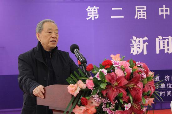 中国书协顾问 申万胜