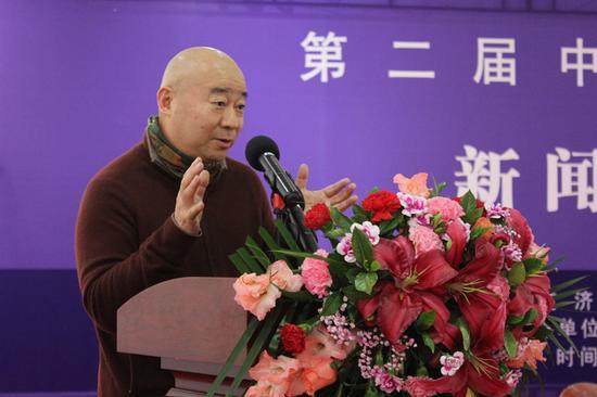 中国国家画院国画院副院长 范扬