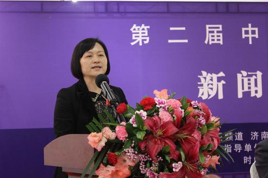 济南市历城区委常委、宣传部长申世平