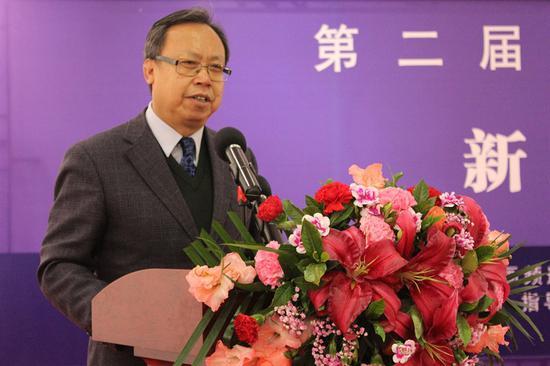 书画频道董事局主席王平