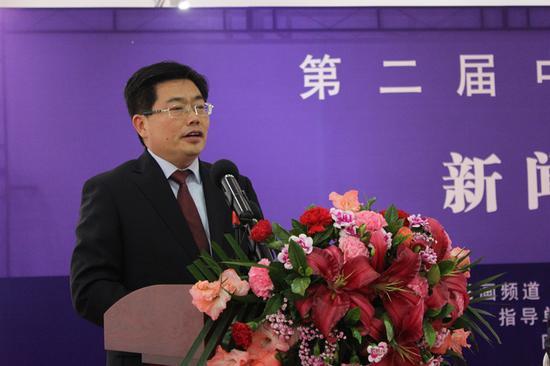 济南广播电视台党委书记、台长孙世会