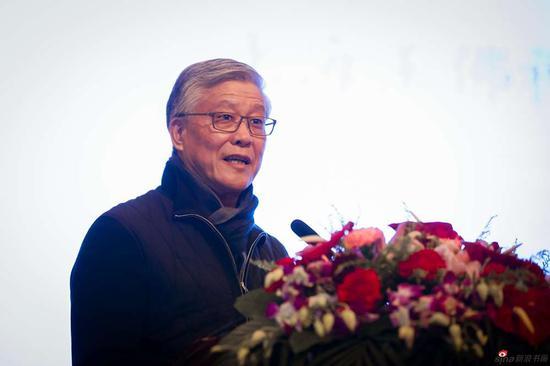 中国国家博物馆(原)副馆长陈履生先生