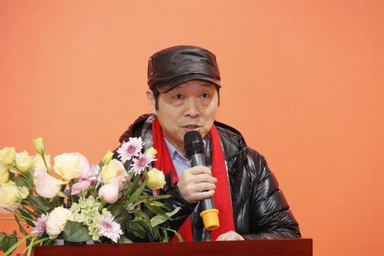 梅启林 中国文联美术艺术中心副主任