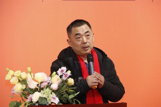 唐建 中国艺术研究院教授、博士生导师