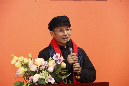 老圃 荣宝斋画院中国画研究院创作中心主任